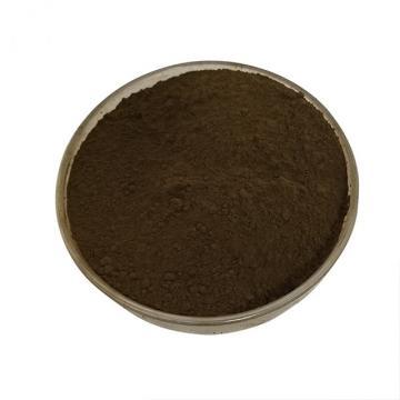 Black Granular Water Soluble Slow Release Compound Organic Fertilizer npk